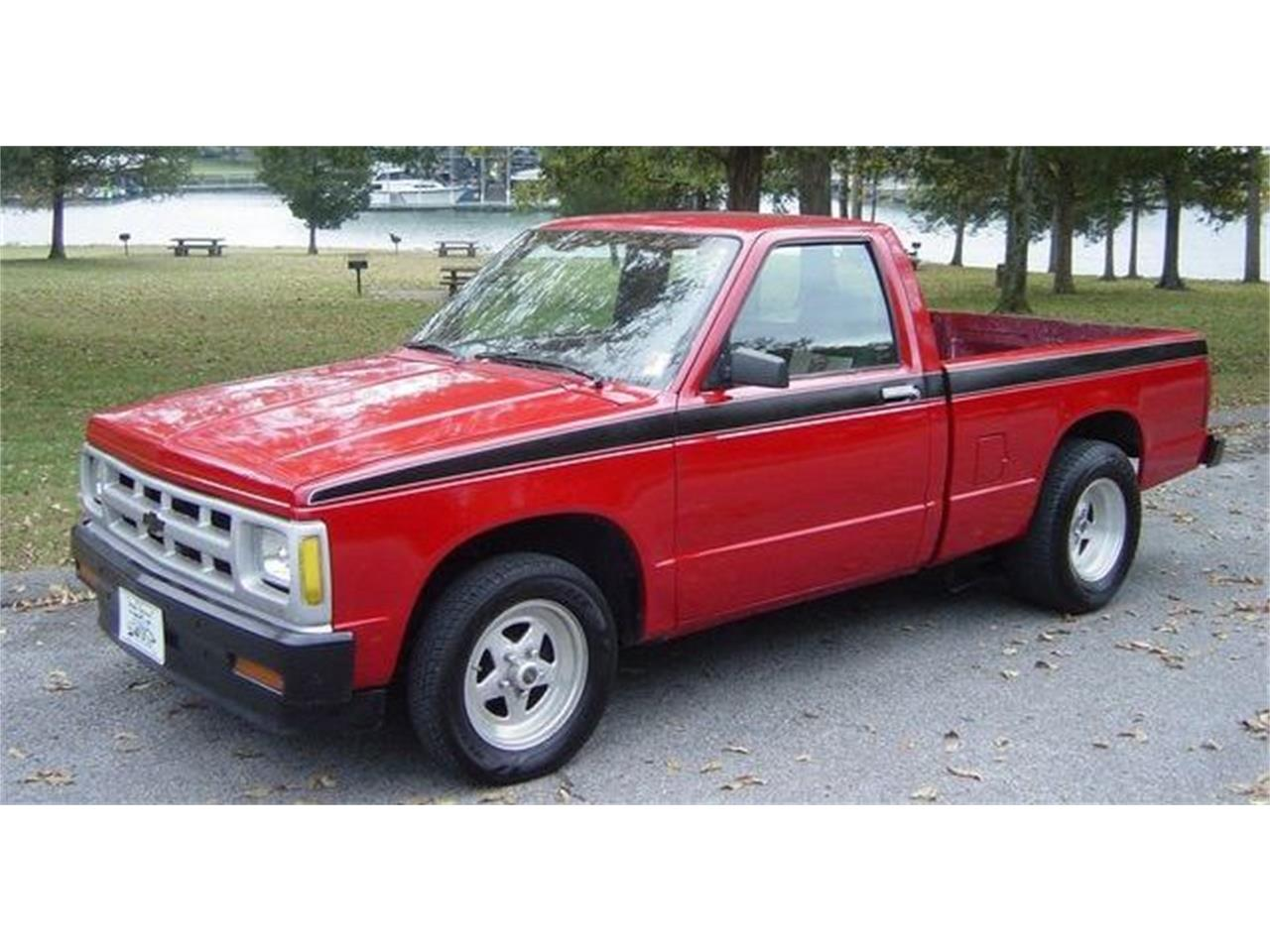 For Sale 1992 Chevrolet S10 In Hendersonville Tennessee