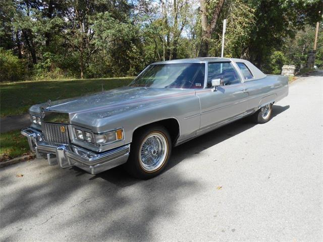 Picture of '75 Coupe DeVille - OXLT