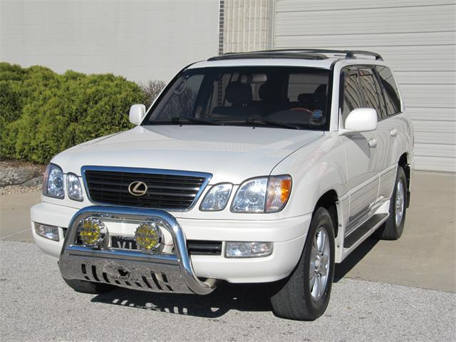 Picture of '00 LX470 - OXLZ