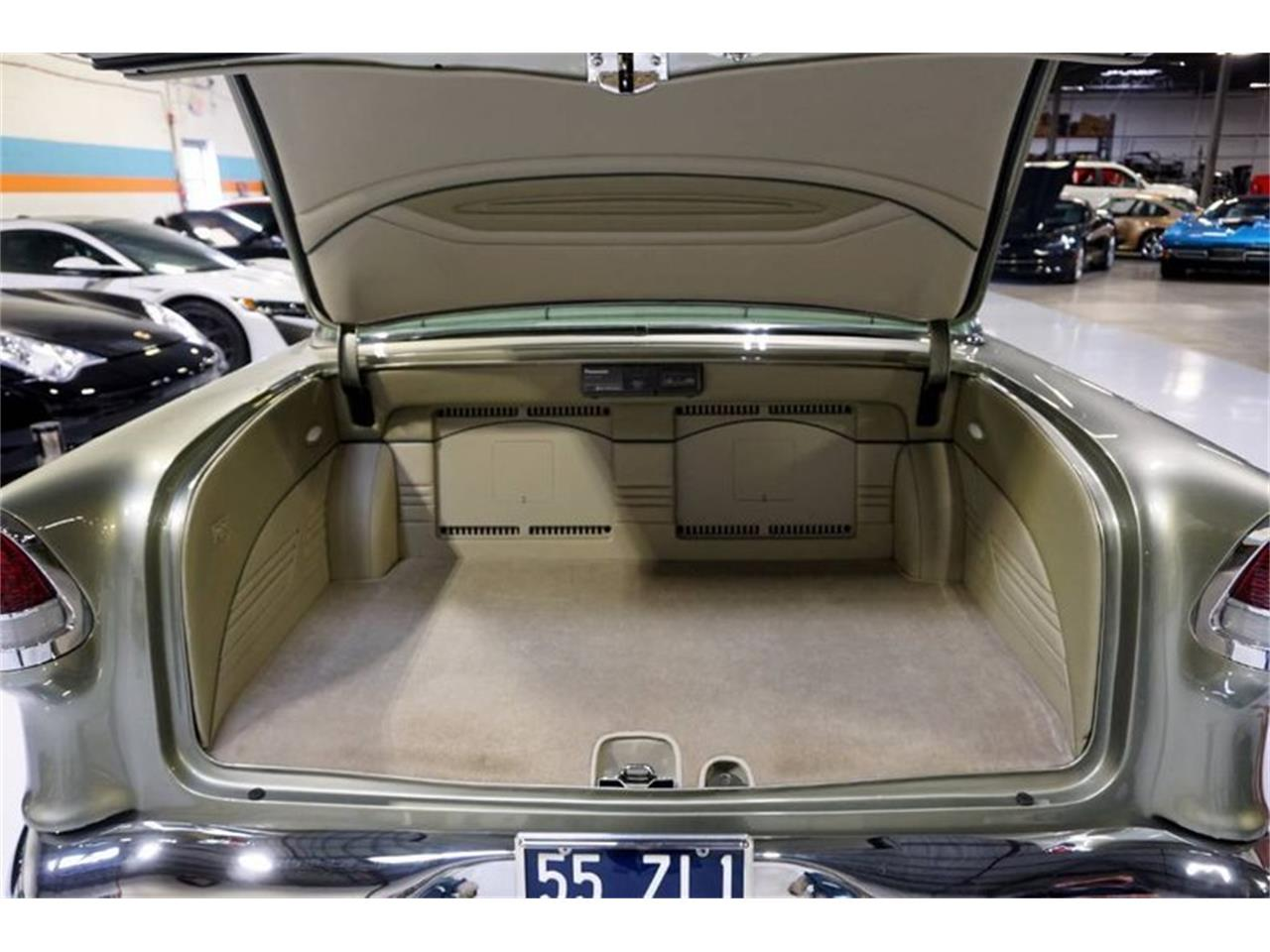 Large Picture of '55 Bel Air - OXM1