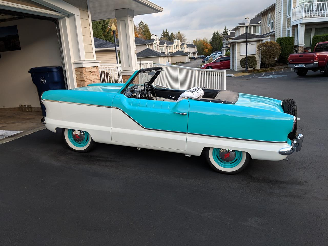 Large Picture of Classic 1959 Metropolitan located in Snohomish Washington - $18,500.00 - OXMD