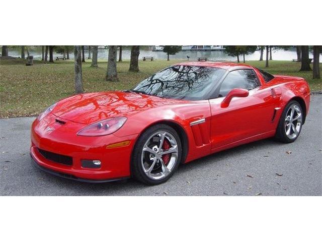 Picture of '12 Corvette - OVBG