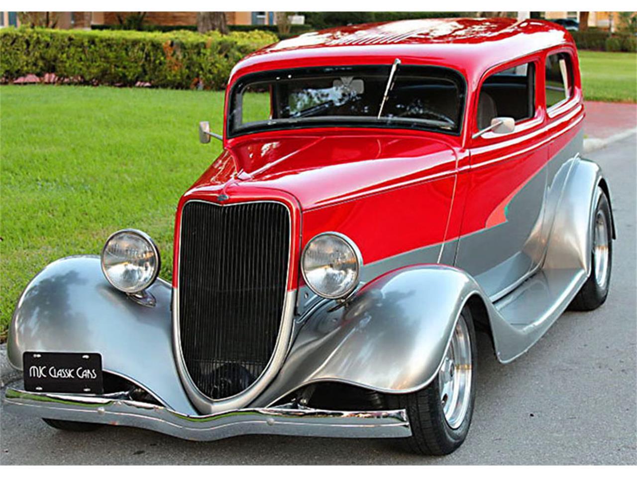 1934 Ford Tudor For Sale Classiccars Com Cc 1163326