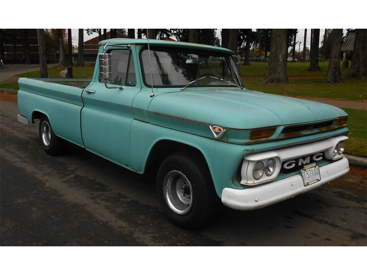 Large Picture of 1965 Pickup located in Tacoma Washington Offered by Austin's Pro Max - OXMS