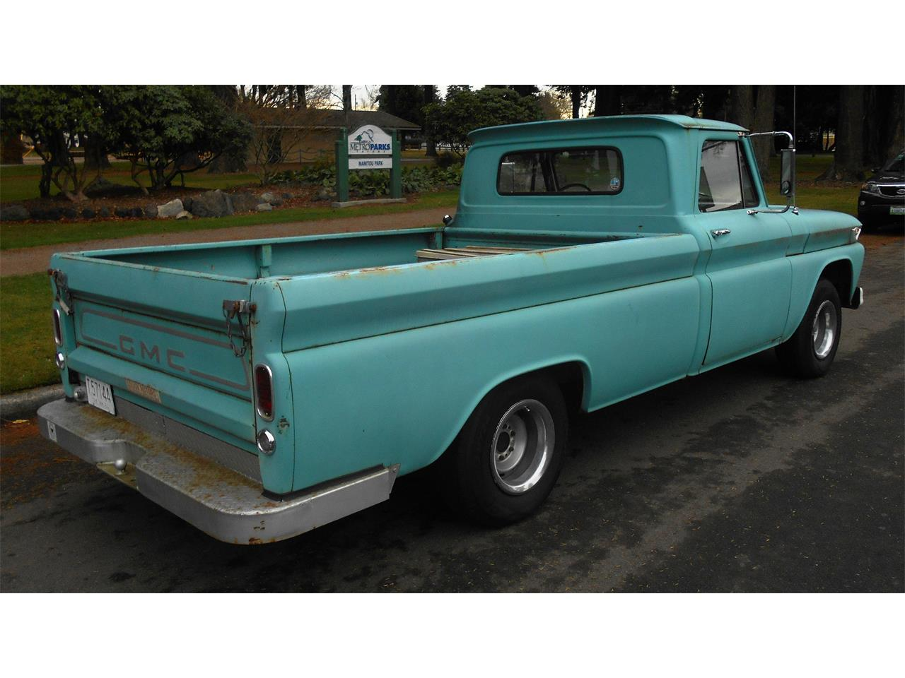 Large Picture of Classic '65 GMC Pickup located in Tacoma Washington - $9,950.00 Offered by Austin's Pro Max - OXMS