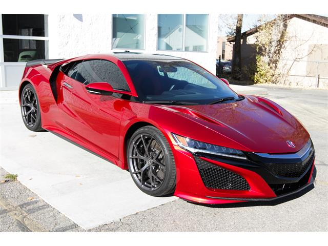 Picture of '17 NSX - OXN0