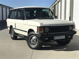 Picture of '90 Range Rover - OXN4
