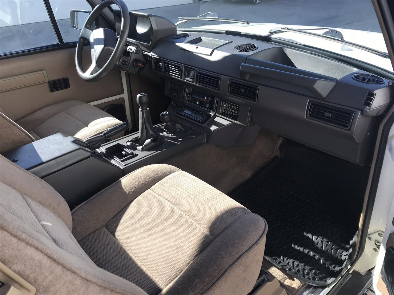 Large Picture of '90 Range Rover - OXN4