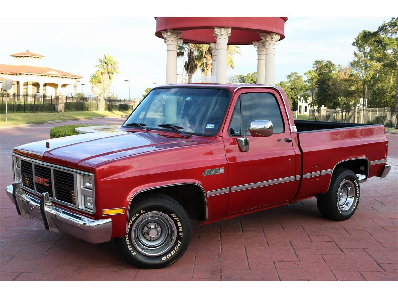 Large Picture of '87 Sierra - OXN5