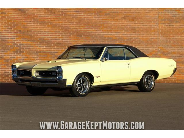 Picture of '66 GTO located in Grand Rapids Michigan - $39,500.00 Offered by  - OXNR