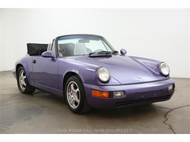 Picture of '92 964 Carrera 2 - OXO2