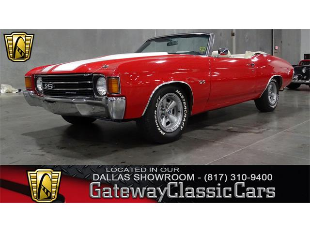 Picture of '72 Chevelle - OXOE
