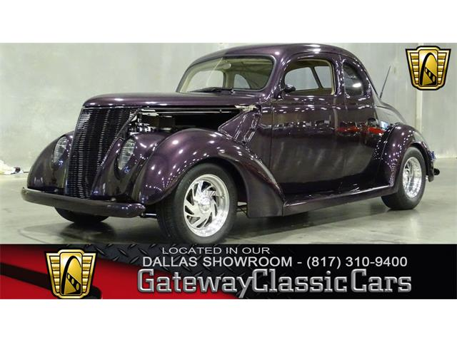 Picture of '37 5-Window Coupe - OXOF