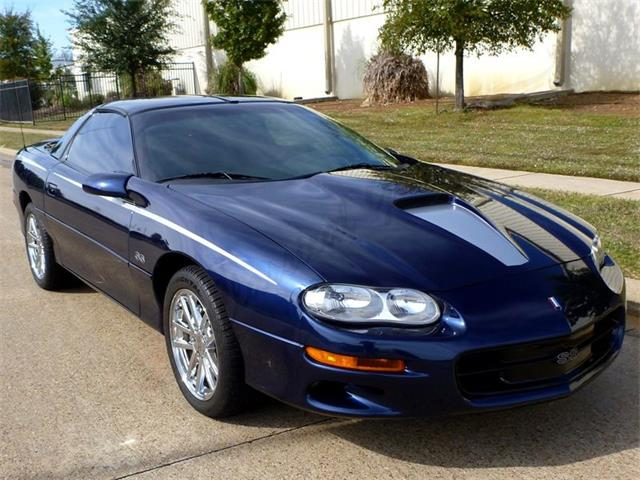 Picture of '02 Camaro SS - OXOU