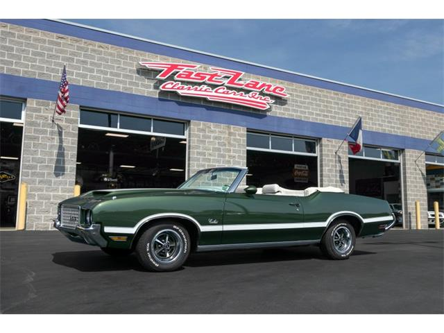 Picture of Classic 1972 Oldsmobile Cutlass Supreme located in St. Charles Missouri - $29,995.00 Offered by  - OXPI