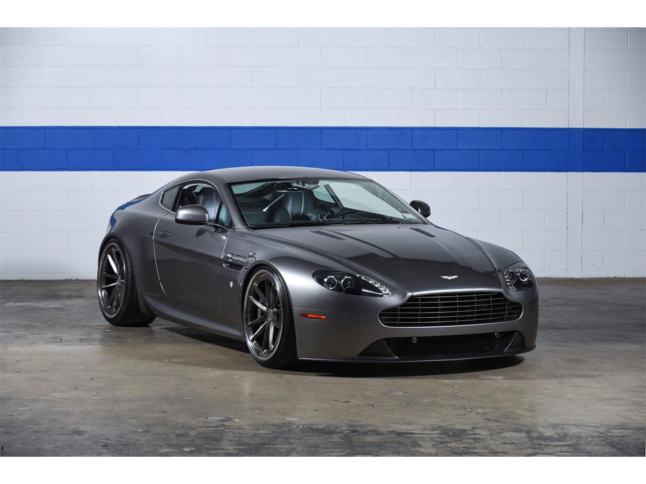 2013 Aston Martin Vantage For Sale Classiccars Com Cc 1163440