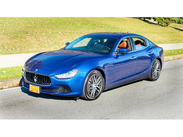 Picture of 2015 Maserati Ghibli located in Maryland - $46,990.00 Offered by  - OXPX