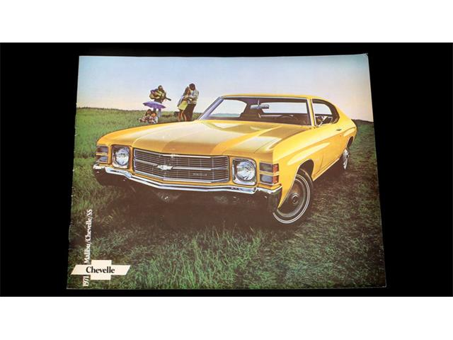 Picture of '71 Chevrolet Chevelle located in Rockville Maryland - $59,990.00 Offered by  - OXPZ