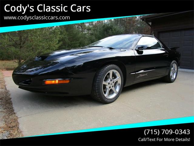 Picture of 1997 Firebird located in Stanley Wisconsin - OXQ3
