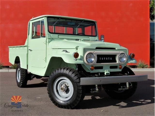 Picture of '66 Land Cruiser FJ - OXQC