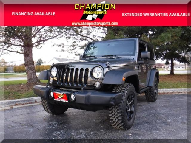 Picture of '14 Wrangler - OXQD