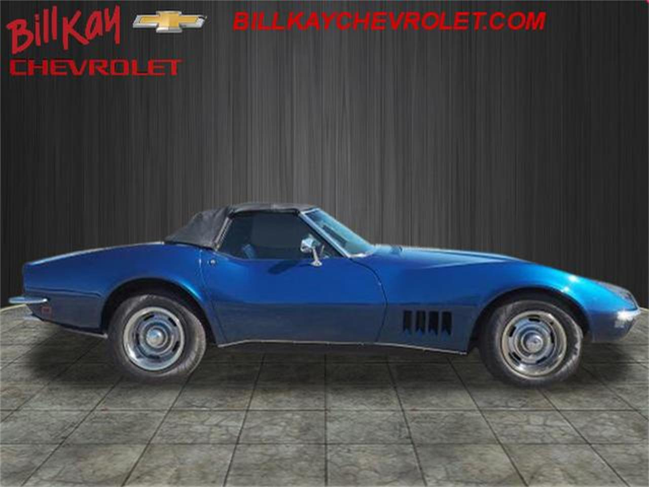 Large Picture of '68 Corvette - OXQJ
