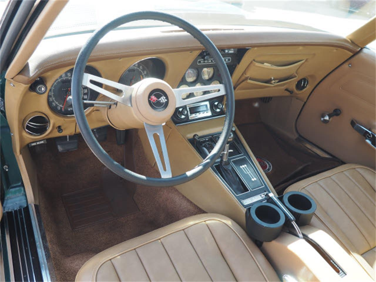 Large Picture of '73 Corvette located in Downers Grove Illinois - $24,392.00 - OXQM