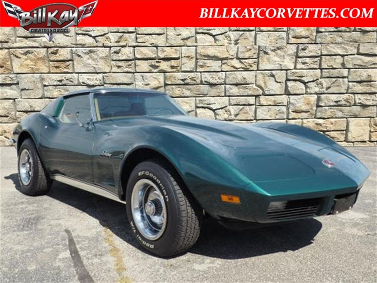 Large Picture of Classic '73 Corvette located in Downers Grove Illinois - $24,392.00 - OXQM