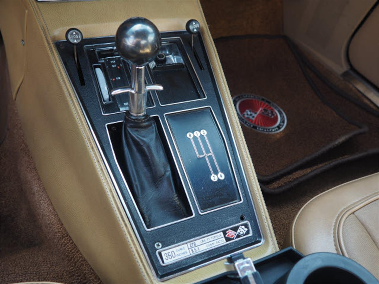 Large Picture of Classic 1973 Chevrolet Corvette - OXQM
