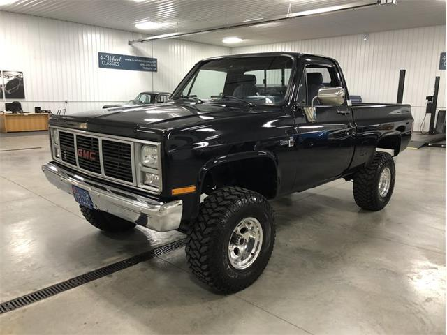 Picture of '87 C/K 10 - OXRD