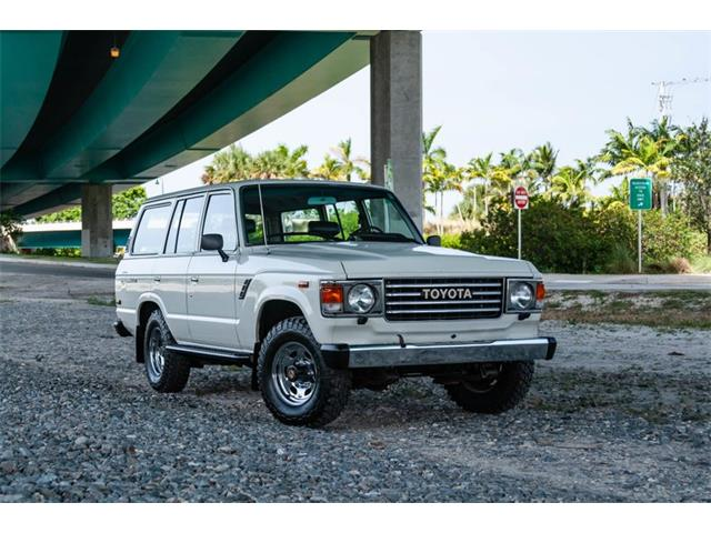 Picture of '87 Land Cruiser FJ - OXRM