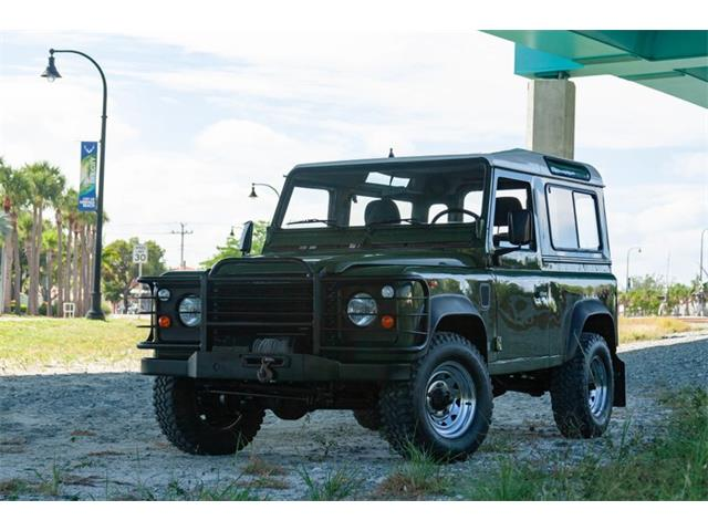 Picture of '91 Defender - OXRO