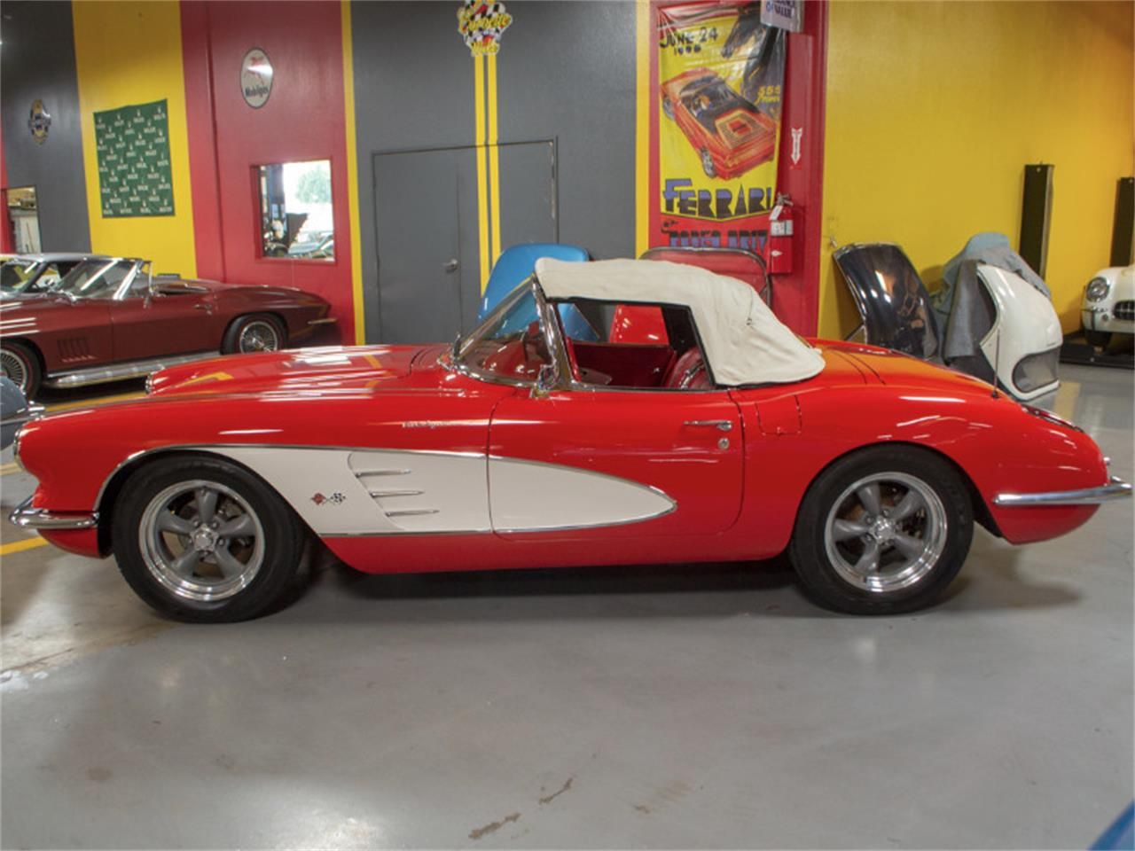 Large Picture of '60 Corvette located in California Offered by Corvette Mike - OXRY