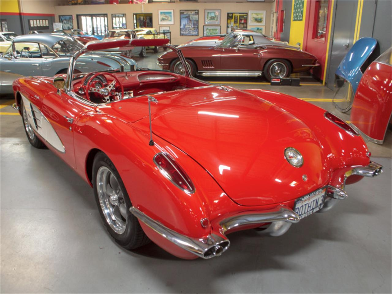 Large Picture of 1960 Corvette located in Anaheim California - $129,900.00 - OXRY