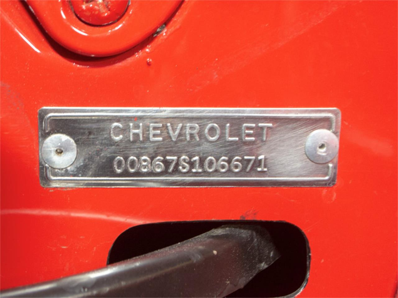 Large Picture of Classic '60 Chevrolet Corvette - $129,900.00 Offered by Corvette Mike - OXRY