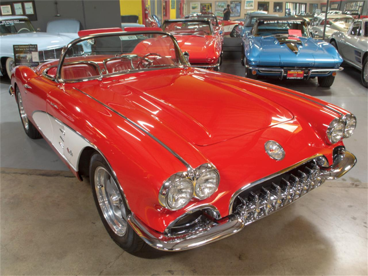 Large Picture of 1960 Chevrolet Corvette Offered by Corvette Mike - OXRY