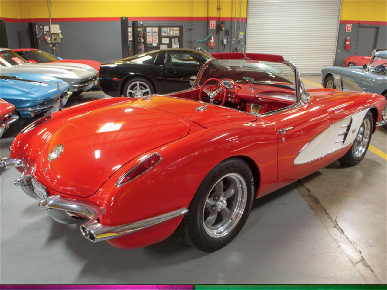 Large Picture of Classic '60 Chevrolet Corvette located in California Offered by Corvette Mike - OXRY