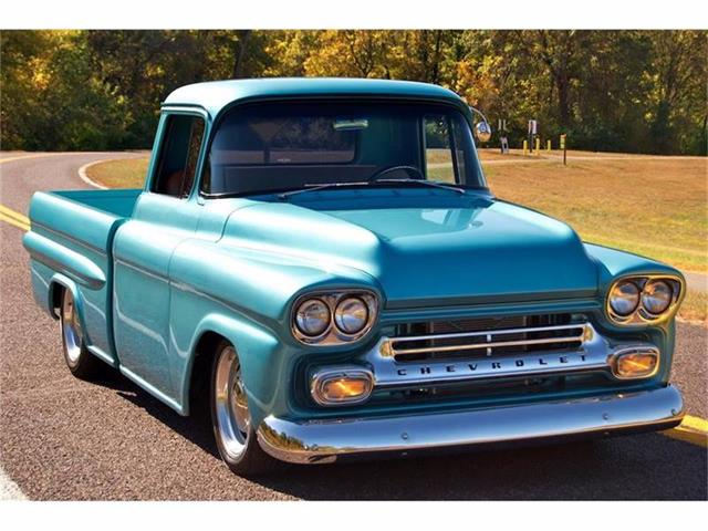 Picture of Classic '58 Apache located in Stuart  Florida - $34,500.00 Offered by  - OXS0