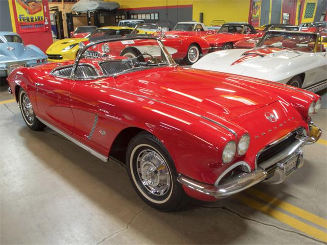 Picture of '62 Corvette - OXS6