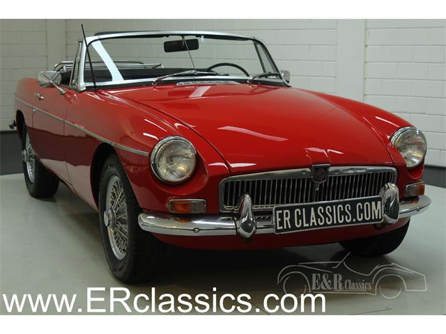 Picture of '68 MGB - OXS9