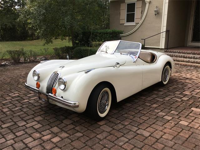 Picture of Classic 1953 XK120 located in Bluffton South Carolina - OXSF