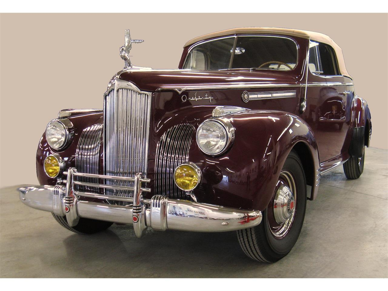 Large Picture of 1941 Packard 160 located in Ohio - $159,900.00 Offered by Vintage Motor Cars USA - OXSH