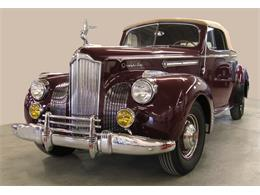 Picture of Classic 1941 Packard 160 - $159,900.00 Offered by Vintage Motor Cars USA - OXSH