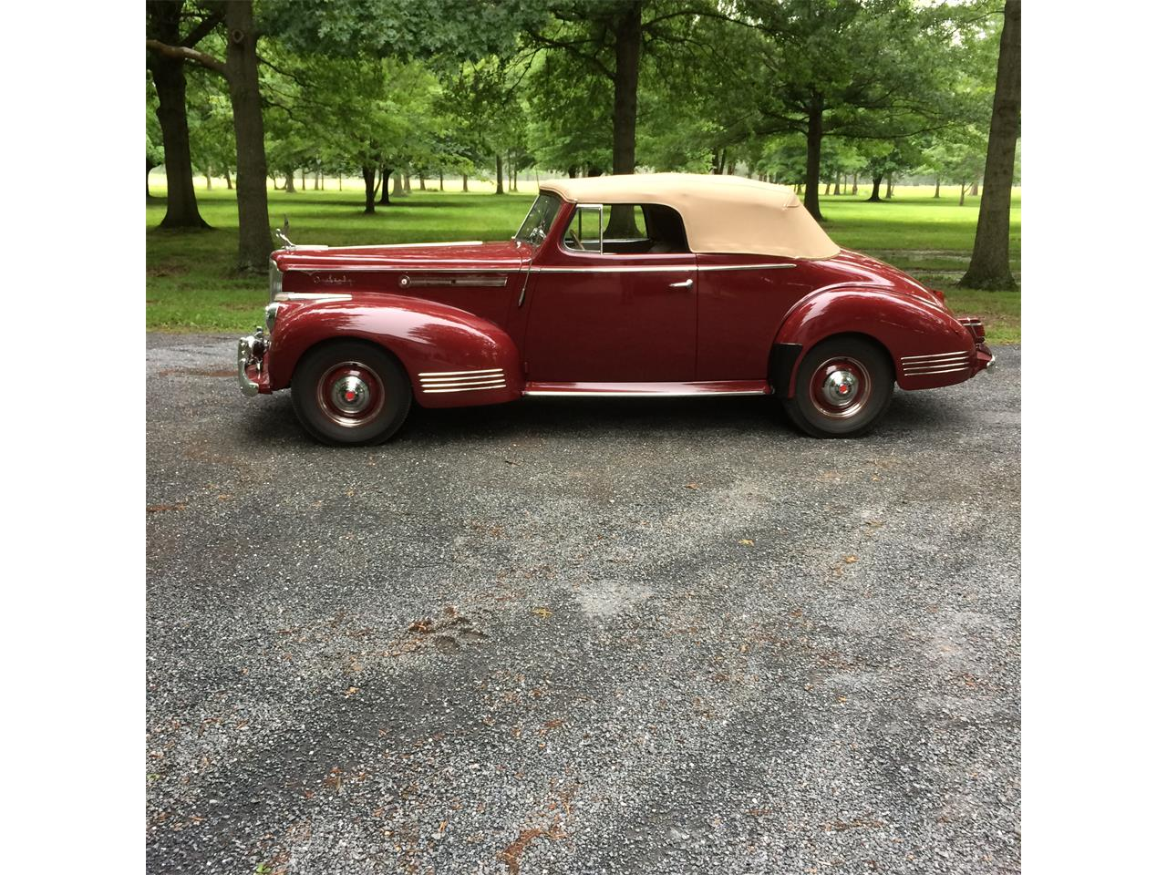 Large Picture of Classic '41 Packard 160 located in Ohio Offered by Vintage Motor Cars USA - OXSH