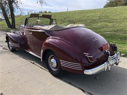 Picture of Classic '41 Packard 160 - $159,900.00 Offered by Vintage Motor Cars USA - OXSH