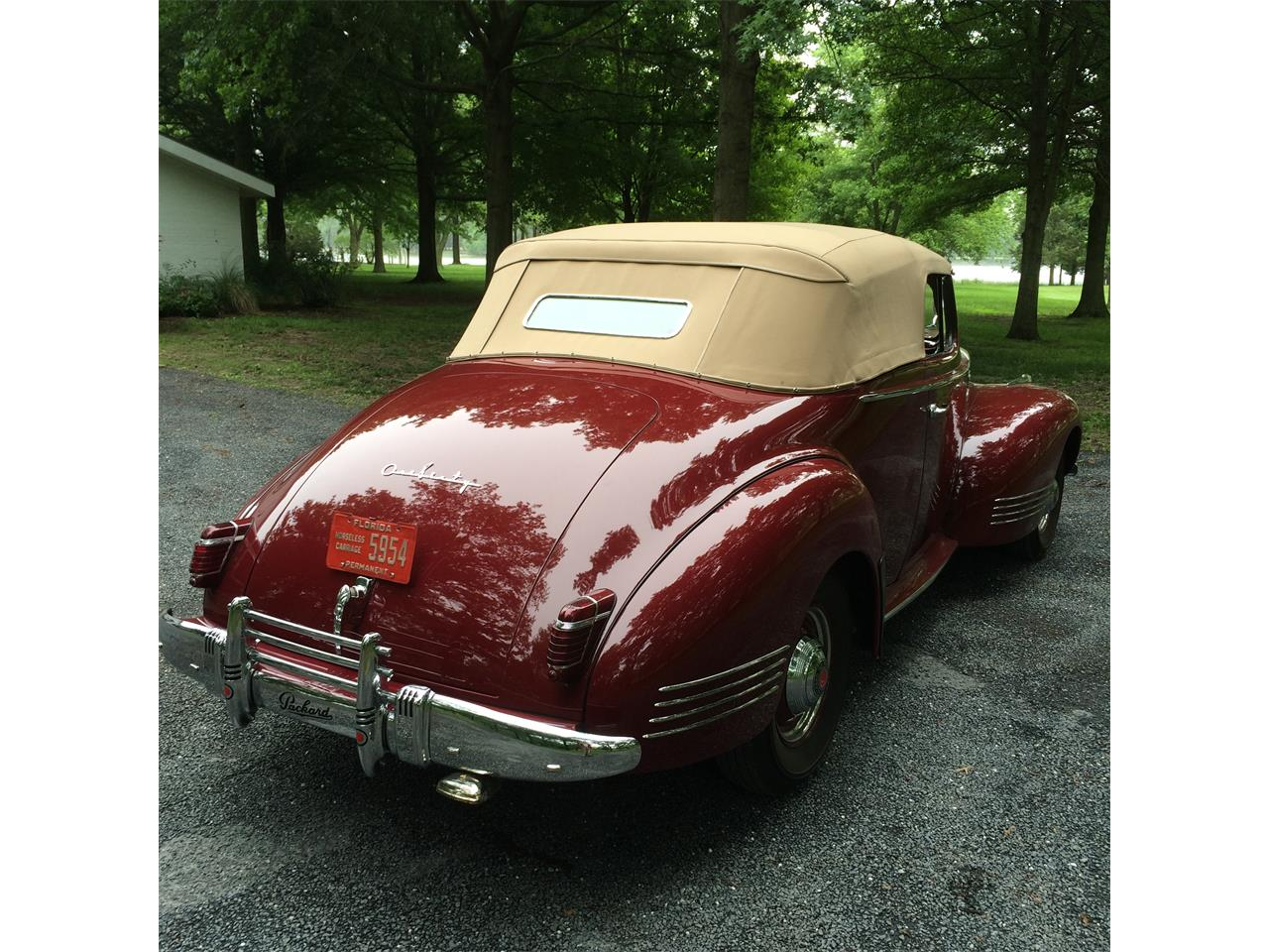 Large Picture of 1941 Packard 160 Offered by Vintage Motor Cars USA - OXSH