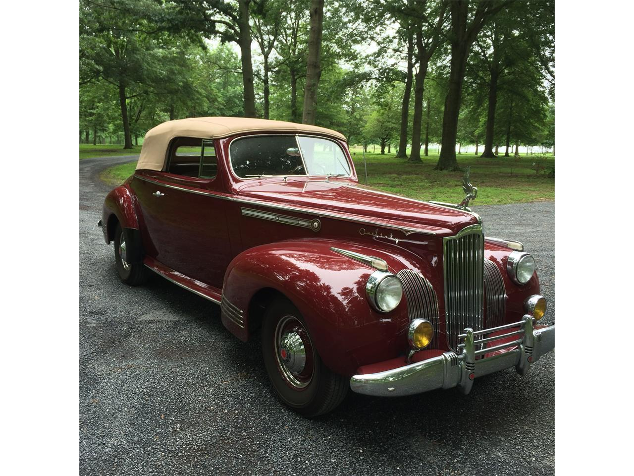 Large Picture of Classic 1941 Packard 160 - $159,900.00 - OXSH