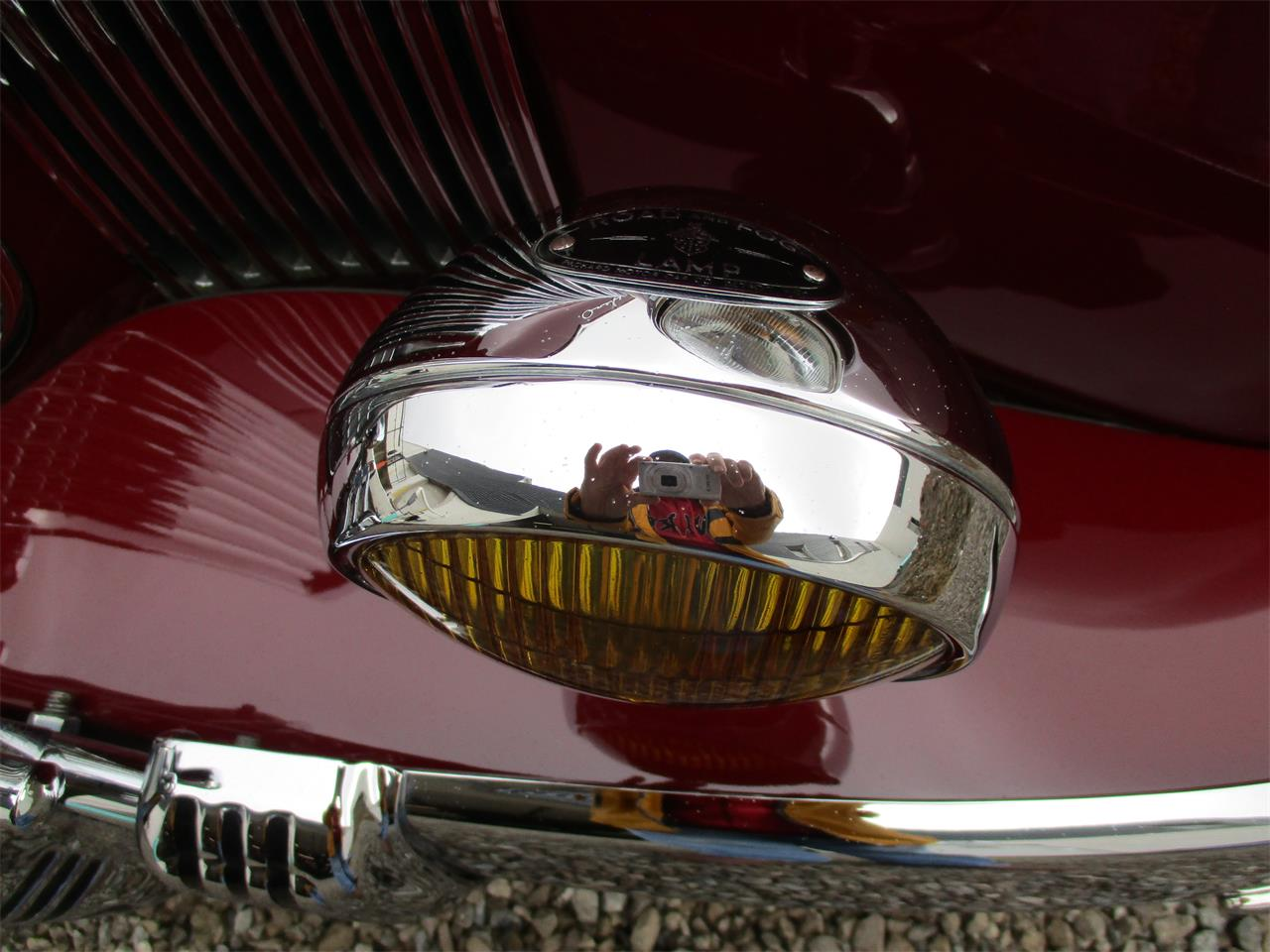 Large Picture of '41 Packard 160 located in Bedford Ohio Offered by Vintage Motor Cars USA - OXSH