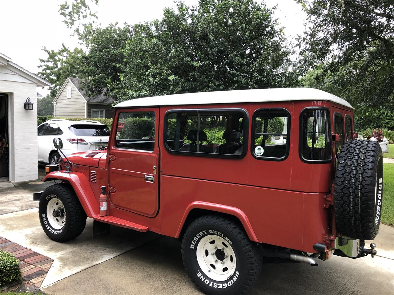 Large Picture of '83 Land Cruiser FJ - OXSN