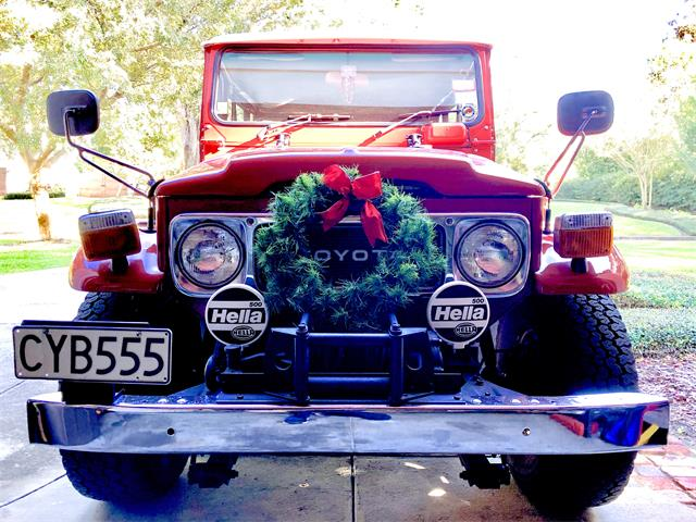 Picture of 1983 Toyota Land Cruiser FJ located in Florida - OXSN